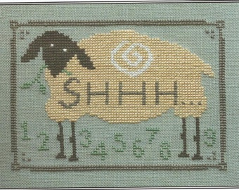 "ARTFUL OFFERINGS ""Shhh...Counting Sheep"" 