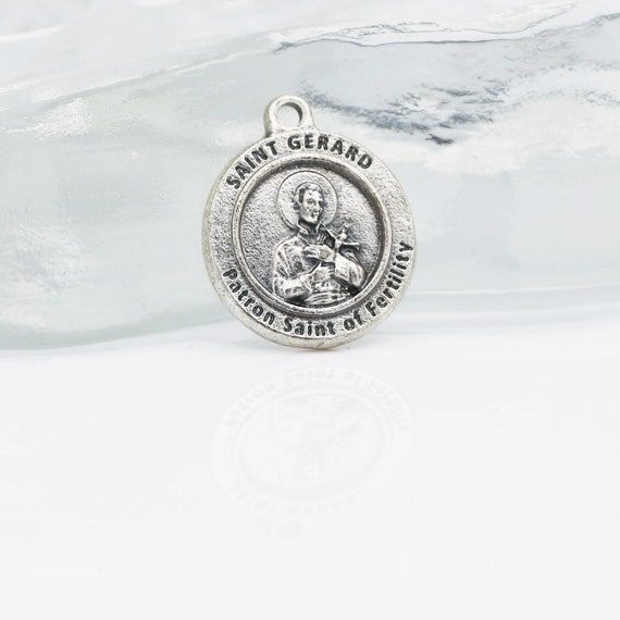 St gerard majella medal patron of expectant mother aloadofball Image collections