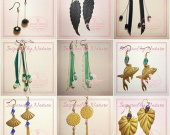 EOFYEAH SALE  Pop up store Earrings