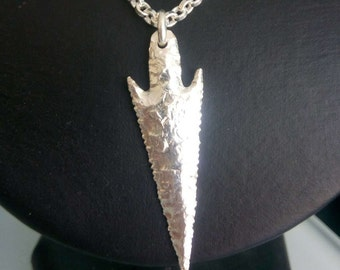 Stone-age Arrowhead