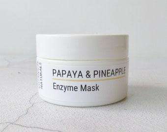 Sample Papaya & Pineapple Enzyme Face Mask, All Skin Types