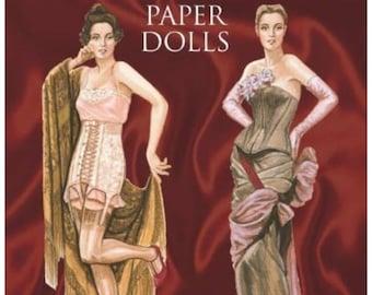 Corset Couture Paper Dolls