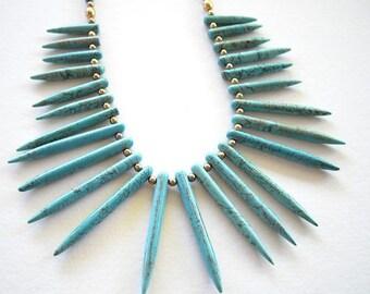 Daggers necklace
