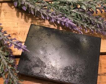 Detox Charcoal, Tea Tree, & Peppermint Bar Soap