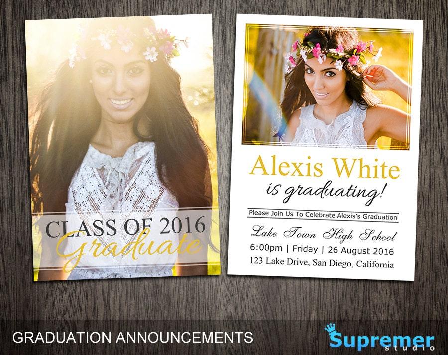 graduation card announcements - Boat.jeremyeaton.co