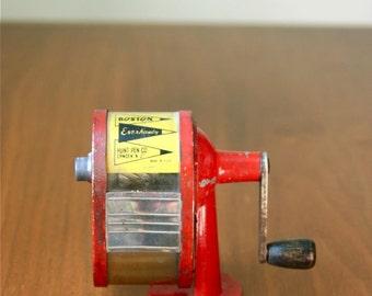Vintage Boston Pencil Sharpener