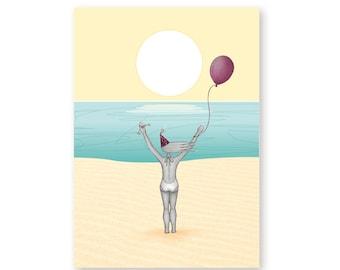 Birthday Card Female – The Sun is Shining