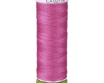 Dusty Rose Gutermann Recycled Polyester Thread (GT733)