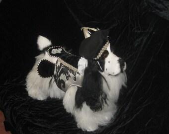 The Black Prince = Renaissance Dog Wear