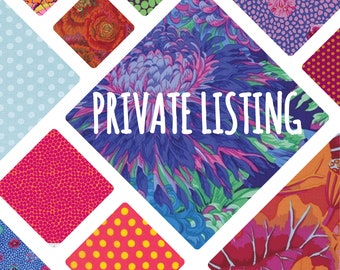 This is a Private Listing - Square Listing