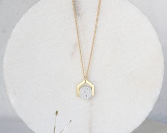 minimal girl crop triple by products gem ruby amy necklace sunday tri dilamarra bezeled in gemstone