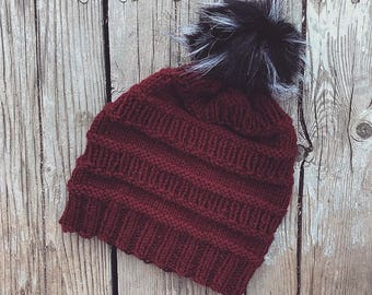 Calliope Beanie // slouchy beanie // gifts for her