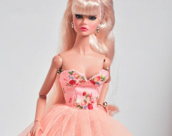 OOAK Outfit  for Poppy Parker by Nikitina
