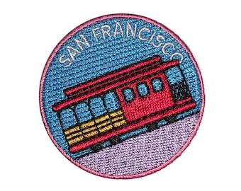 San Francisco Cable Car Merit Badge