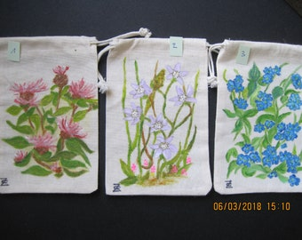 Fragrance bags or for small items