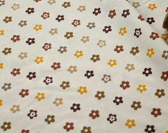 1 x fabric coupon liberty 100% flower cotton 160x50cm multicolored patchwork
