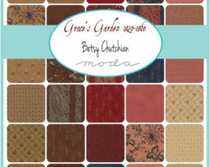 Grace's Garden by Betsy Chutchian - Layer Cake