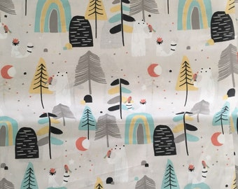 Bears in the woods collection