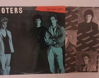 Hooter Nervous Night Vinyl Record