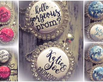 Prom Jewelry, Promposal, Prom Necklace, Promposal Jewelry, Prom Accessory, Proposal