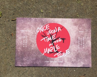 Once Upon a Time In the Maple Tree: A Bat Samurai Mini-Comic