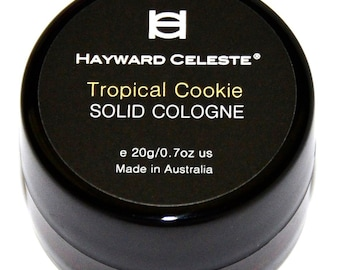 Hayward Celeste Tropical Cookie Solid Cologne