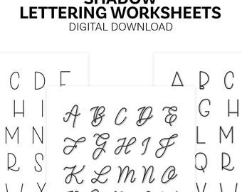 Shadows Worksheets