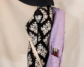 Yoga bag, Sequins bag, Yoga mat bag, Mat bag