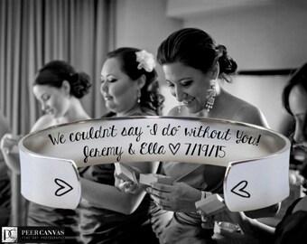 Bridesmaid Gift | Maid of Honor | Maid of Honor Gift | Bridesmaid | Bridesmaid Gift | Will you be my | We couldn't say I do | Korena Loves