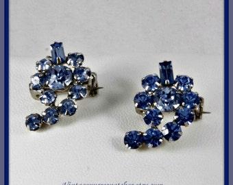 Vintage Rhinestone Scatter Pin,Vintage Rhinestone Brooch,Vintage Rhinestone Pin,Vintage Rhinestone Jewelry,Vintage Rhinestone Jewellery,Pin