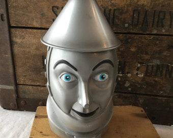 Tin Man Plastic Mug / Ringling Brothers Barnum & Bailey Collectible / Wizard of Oz