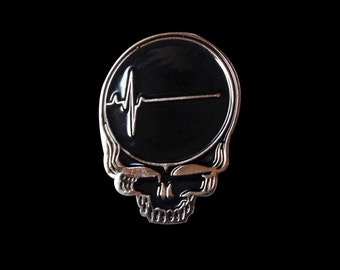 Dead Head - Enamel Pin