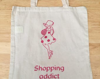 Tote cotton bag and personalized (3) FDPC