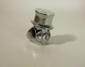 Ring skull hats Topper