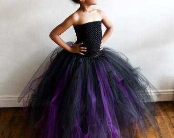 Girl's Tulle Dress age 3 - 12 yrs