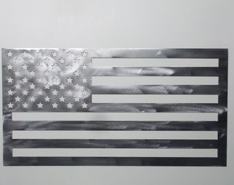 USA Flag, American Flag, Old Glory, Metal Flag  A21