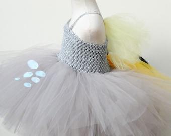 Derpy Hooves Dress -My little pony Halloween Costume -little pony cosplay, Derpy Hooves costume