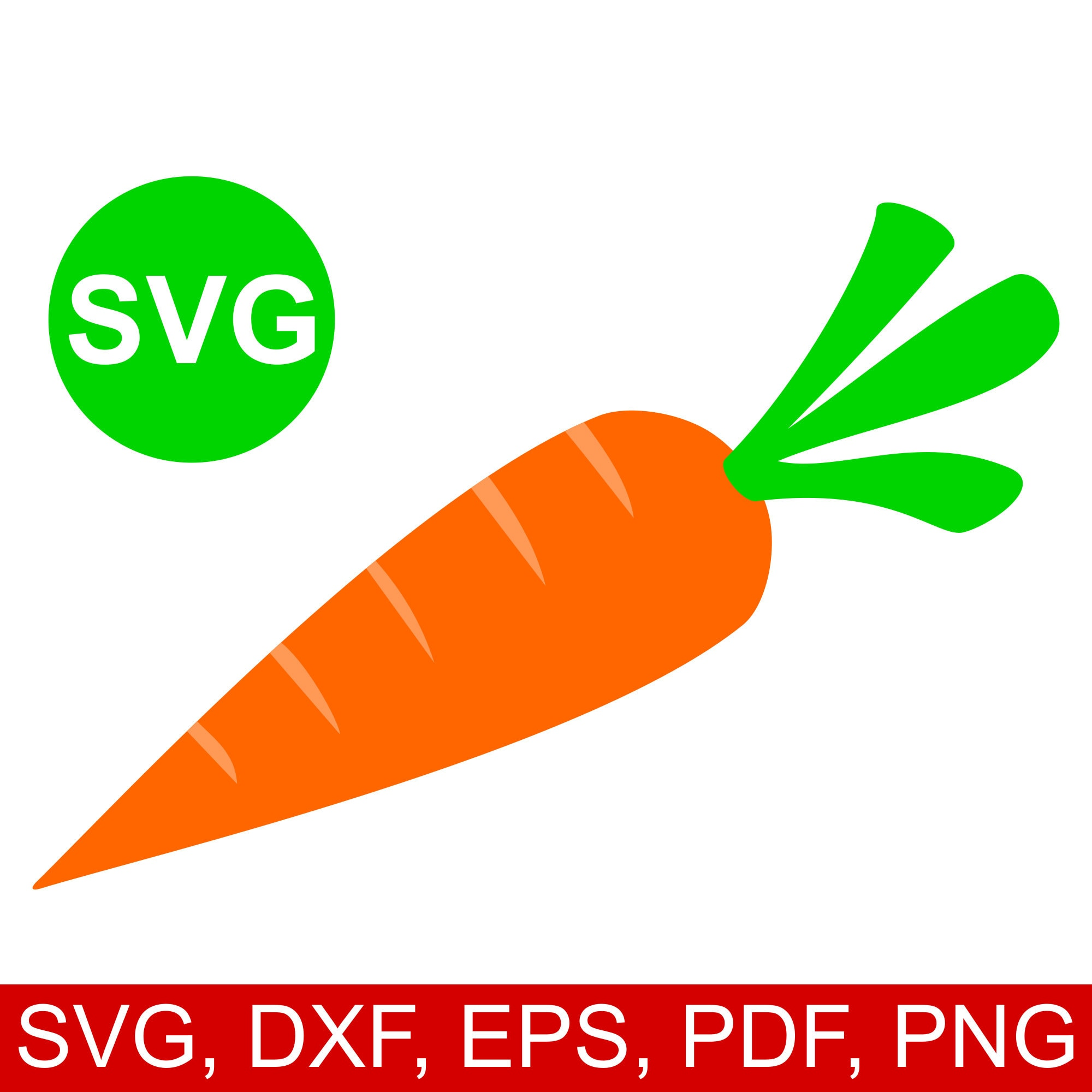 carrot svg file carrot dxf carrot clipart carrot printable rh etsy com clip art carrots clipart carrot black and white