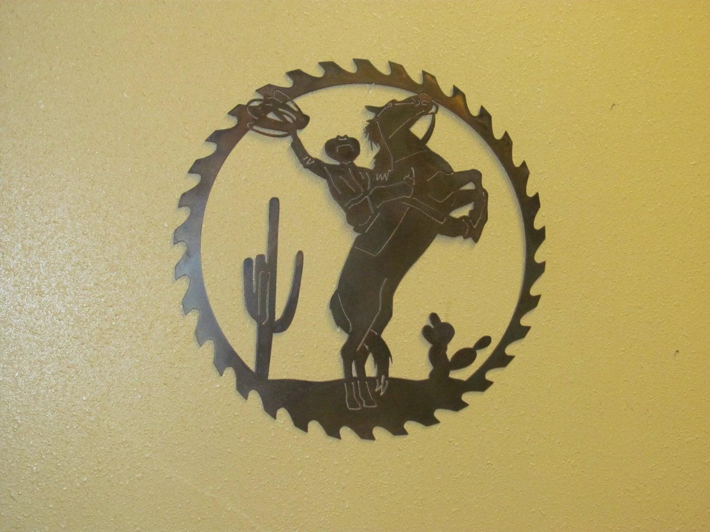 Cowboy Metal Sawblade