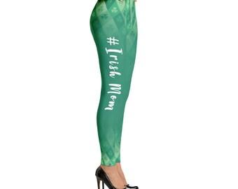 Classic #IrishMom Leggings