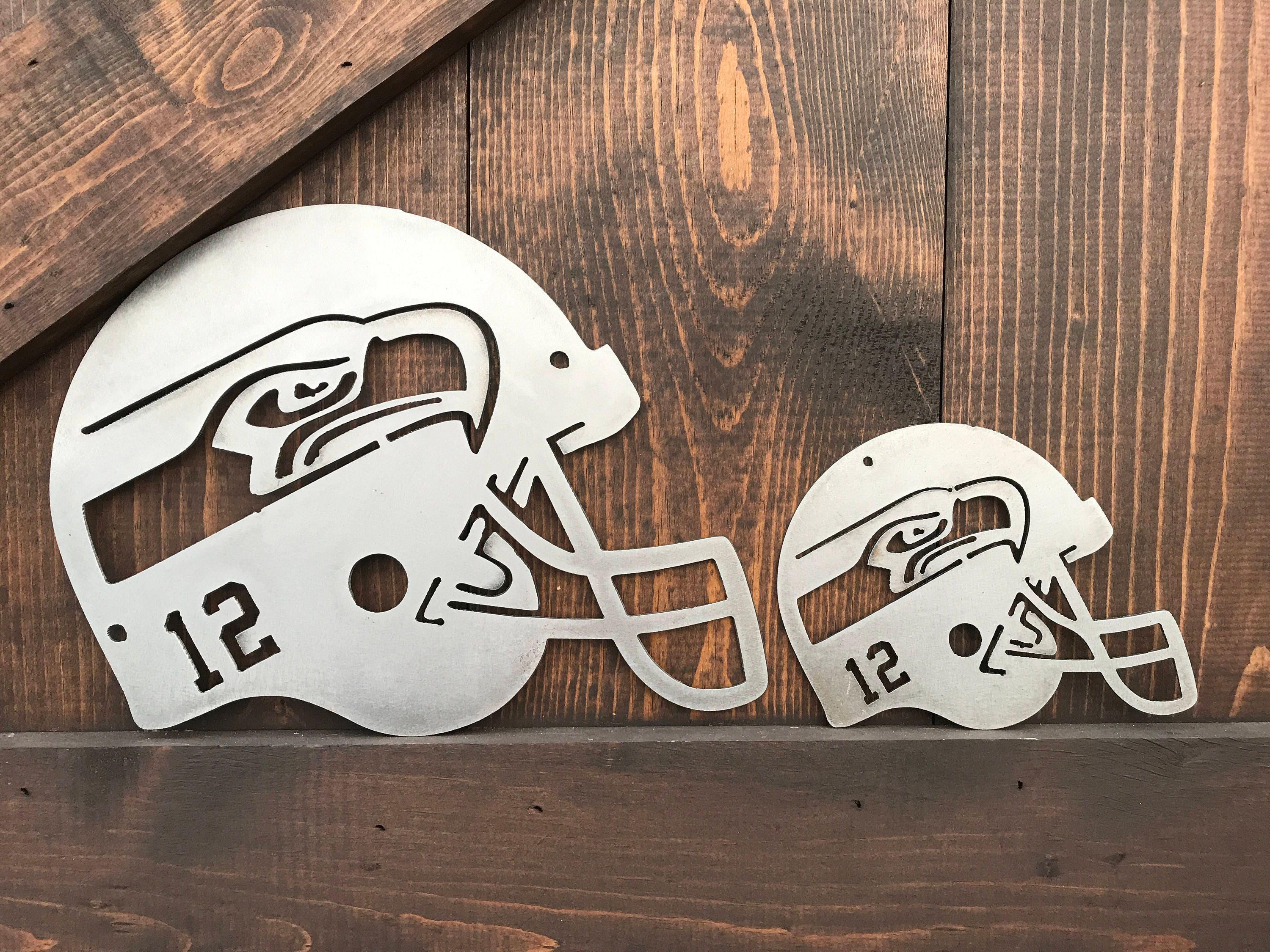 Man Cave Football Signs : Football signs wsu sign sport team college