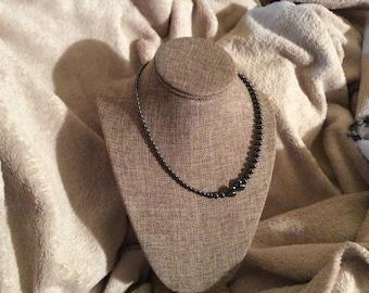 Black Hematite Necklace