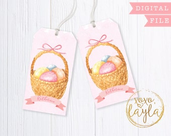 Easter tags easter tags printable easter tag pdf easter easter tags easter tags printable easter gifts easter gift bag tag easter gift bag printable gift tag easter thank you gift bag tag negle Choice Image