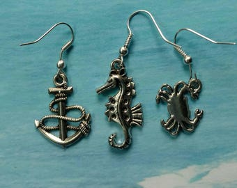 Beachy Earrings