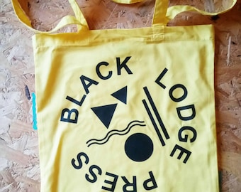 Black Lodge Press New Tote Bag