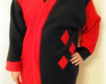 robe bathrobe harley xl in fleece