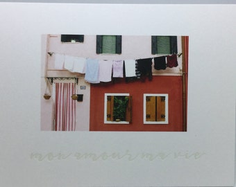 Wendy Dreaney Card (mon amour ma vie)