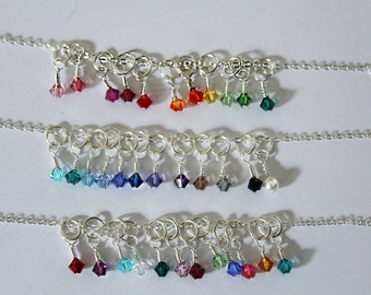Add-On Extra Swarovski Crystal in Color of Your Choice