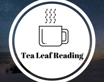Tasseomancy Reading, Tea Leaf Reading, Online Tea Leaf Reading