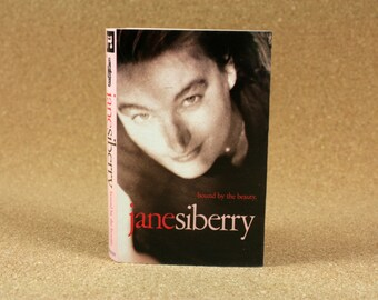Jane Siberry - Bound By The Beauty Cassette Tape - US Recording - Reprise Records - Vintage Music - Near Mint Condition